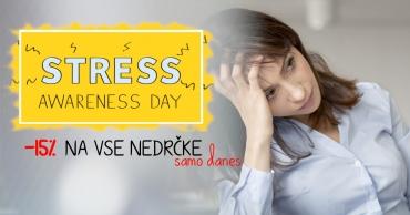 Dan ozaveščanja o stresu